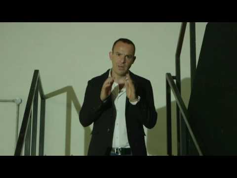 Martin Lewis on the UK