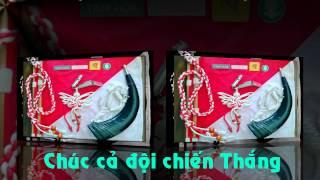 Hiên Ngang Việt Nam - Đồng diễn semaphore DAU