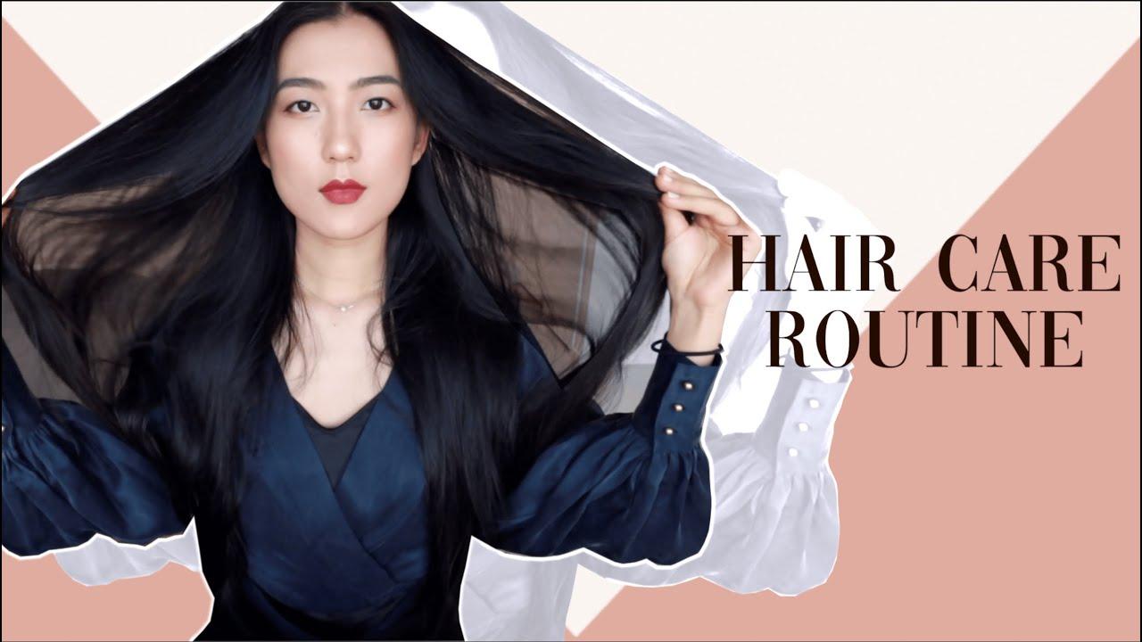 护发秘籍   MY HAIR CARE ROUTINE & TIPS