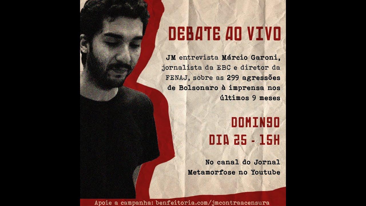 Debate sobre liberdade de imprensa