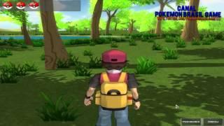 Pokémon MMO 3D: Conhecendo o Jogo
