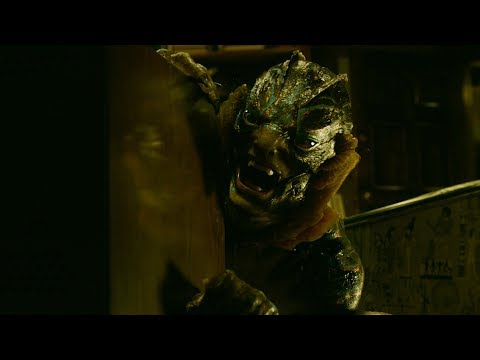 'The Shape of Water' Red Band Trailer