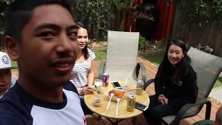 Spicy Noodle Challenge  |  UC Vlog 1