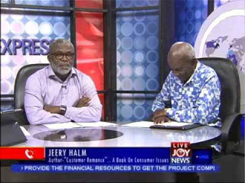 Consumer Protction In Ghana - PM Express on Joy News (18 2-14)