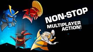 Atomic Ninjas - Release Trailer