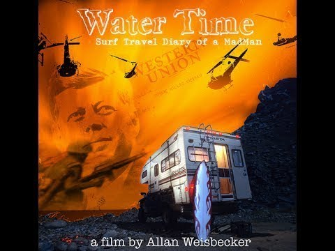 #61: Allan Weisbecker: Water Time - Conspiracy Queries with Alan Park