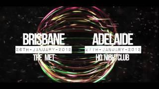 HEAVYWEIGHT SOUNDZ 2012 ❖ Feat. ANDY C, MC GQ, CAMO & KROOKED, FIERCE