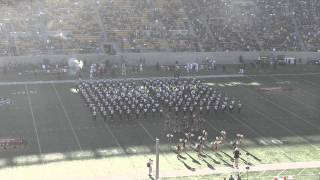 Cal Band Train Show