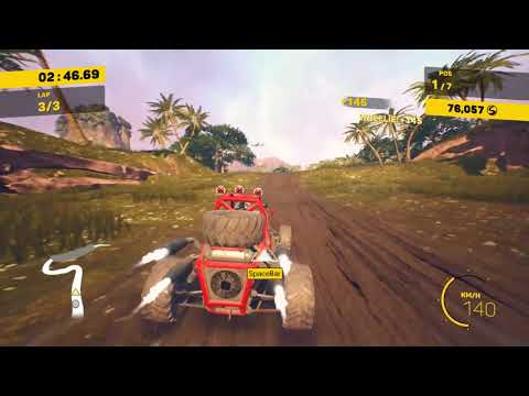 Offroad Race Buggy X ATV X Moto Gameplay (PC Game) Part 8  