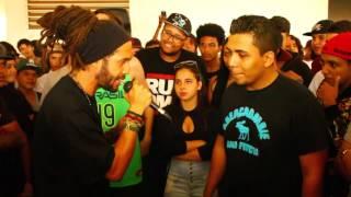 Levi vs Naui | Batalha de Rap do Museu  Que Duelo foi esse meu mano !!!