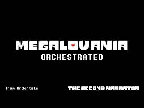 Undertale Orchestrated - MEGALOVANIA