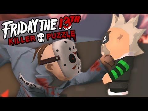 UN TICKET POUR LES ENFERS   Friday the 13th killer puzzle #6