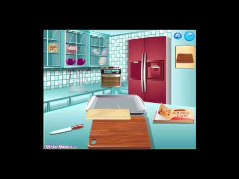 Chơi game Bánh ngọt Napoleon - Game Vui