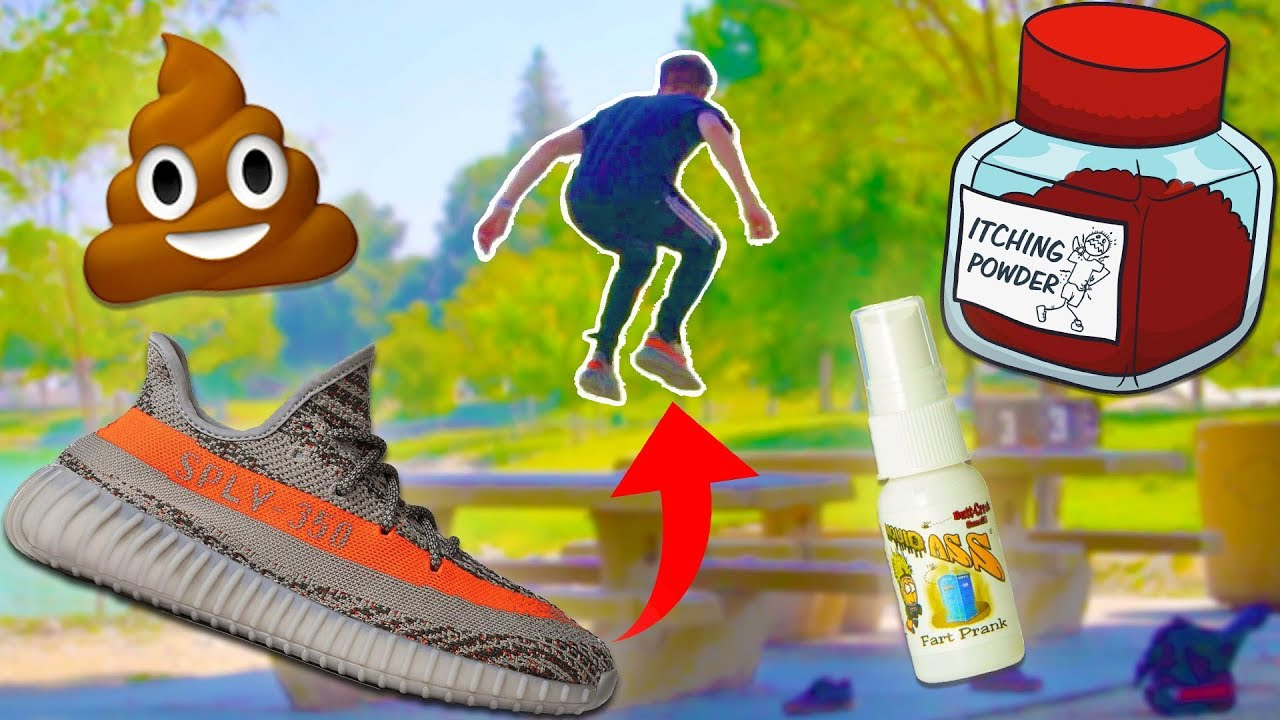 YEEZY BAIT PRANK PART 11!!