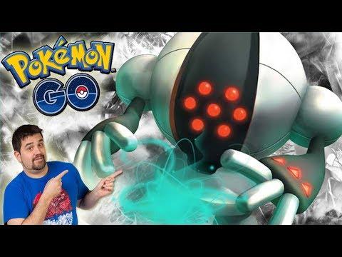 ¡OFICIAL REGISTEEL NUEVO POKÉMON LEGENDARIO!¡COMO GANAR a REGISTEEL en Pokémon GO! [Keibron]