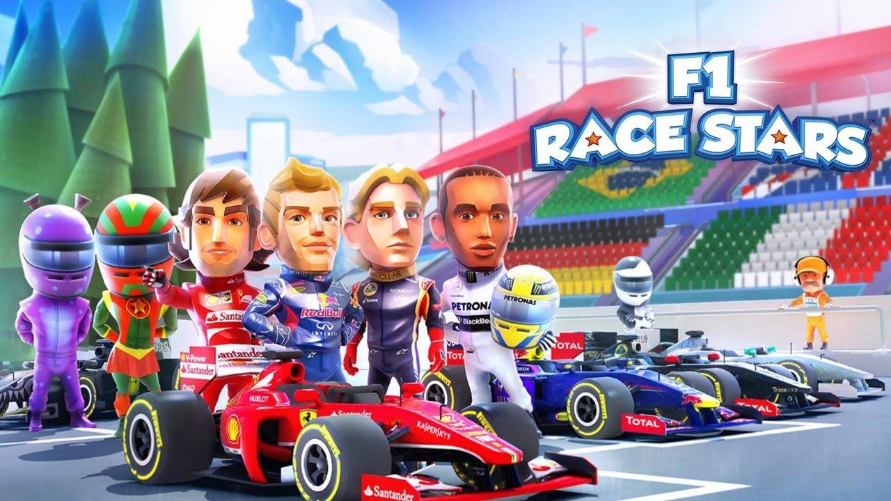 f1 race stars universal hd sneak peek gameplay trailer youtube. Black Bedroom Furniture Sets. Home Design Ideas
