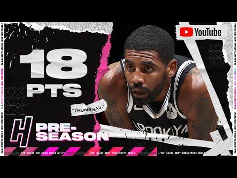 Kyrie Irving SICK 18 Points Full Highlights vs Wizards | December 13, 2020 NBA Preseason