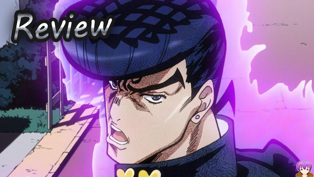 JoJos Bizarre Adventure Part 4 Diamond Is Unbreakable Episode 1 Anime Review