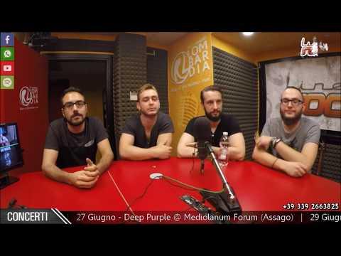 Outrider @ Linea Rock - Radio Lombardia