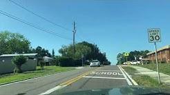 Downtown Auburndale, Florida