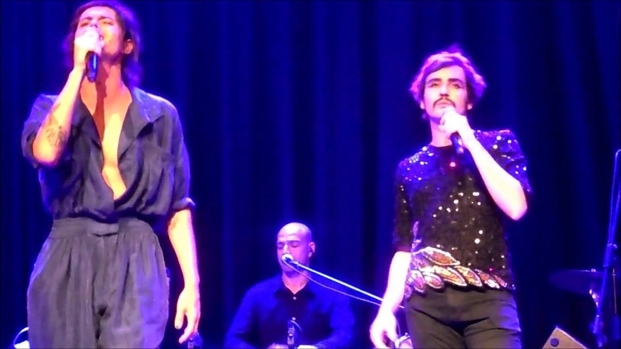 Filipe Catto & Johnny Hooker na Casa Natura Musical - O ... - photo#44