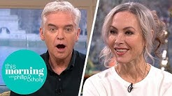 Amanda Mealing Reveals She Used to Be an Ice Skater | This Morning