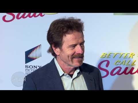Bryan Cranston confirms Breaking Bad movie | Daily Celebrity News | Splash TV
