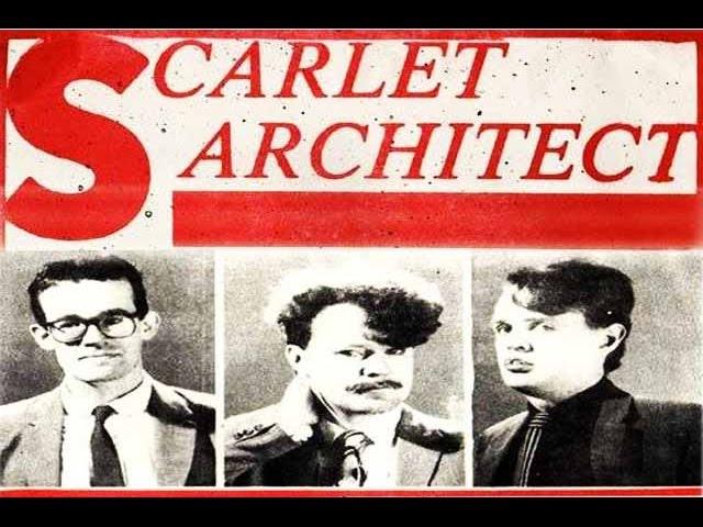 Scarlet Architect Mini Euro Tour Indiegogo Campaign