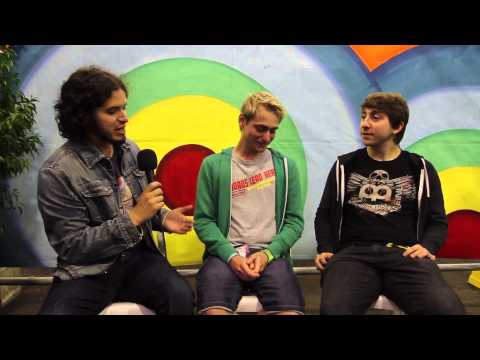 Interview: The Algorithm at the Big Day Out Sydney (2014)