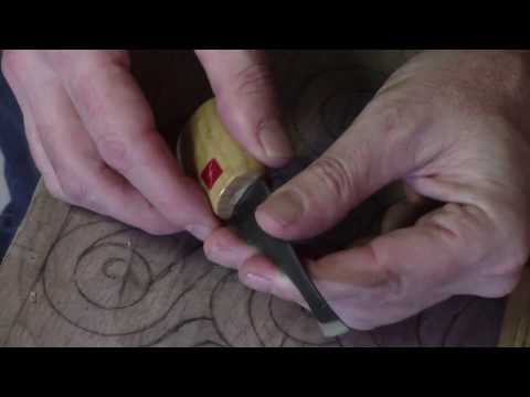 Wood Carving Tutorial #2 Relief Carving Tools