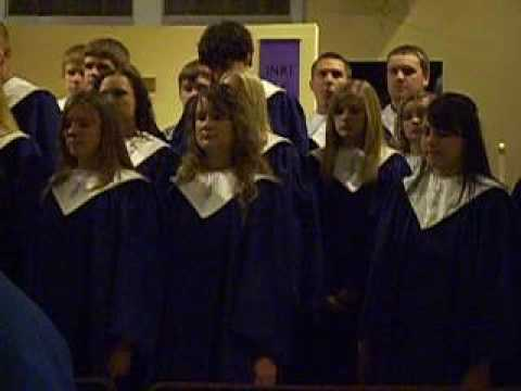 Lakeside Lutheran High School A Cappella Choir - Peace I Give To You
