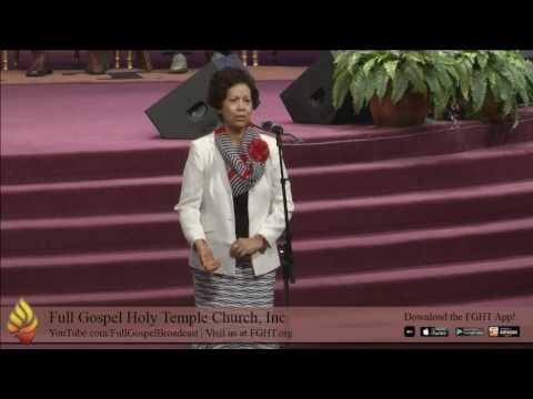 FGHT Dallas: Deliverance Testimonies! (August 21)