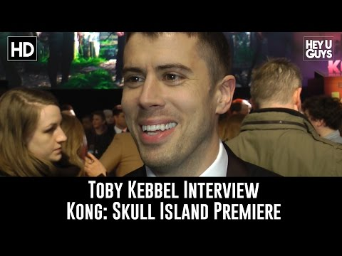 Toby Kebbell talks Kong: Skull Island and what Doom could have been