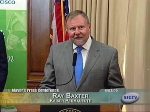 Kaiser Permanente Joins SF's Universal Healthcare Program