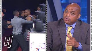 Chuck On Russell Westbrook Popcorn Incident - Inside the NBA | 2021 NBA Playoffs