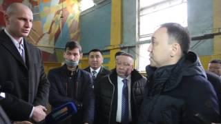 Аким области вручил Ивану Дычко миллион тенге на подготовку к участию в Олимпийских играх