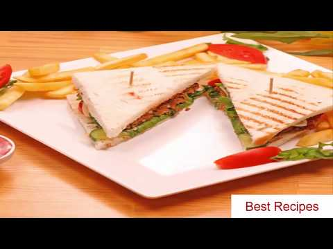 Chapli Kabab Sandwich Recipe by Best Recipes
