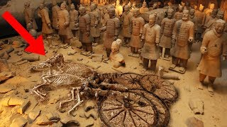 Most MYSTERIOUS Archaeological Discoveries In China!
