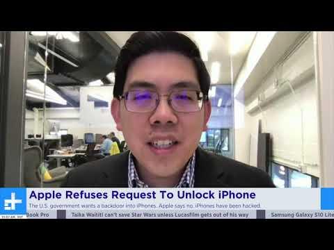 Samsung Galaxy S20/Bloom, Apple's Encryption Battle with the FBI, NBC's Peacock - Tech Briefs