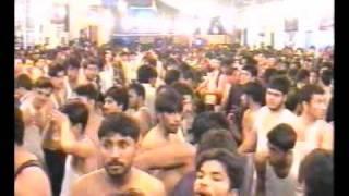 Shab Bedari 2009 - Hasan Sadiq - Ya Rab Koi Masooma - Hussainia Hall, Peshawar