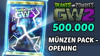 Plants Vs Zombies Garden Warfare 2 Sticker Pack Opening 500.000 Münzen Deutsch