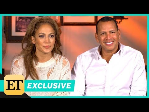 Jennifer Lopez and Alex Rodriguez Prove They're the Perfect Team in Adorable Interview (Exclusive) Mp3