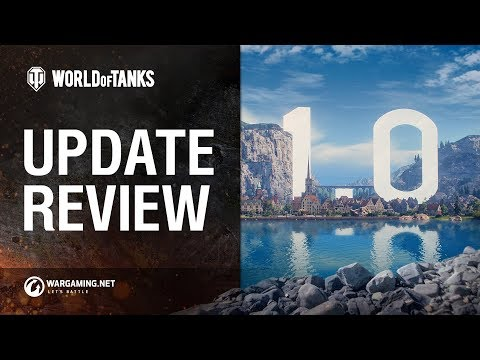 World of Tanks Gets a Huge Update 1.0 -What's New
