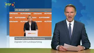 RTF.1-Nachrichten 23.01.2021
