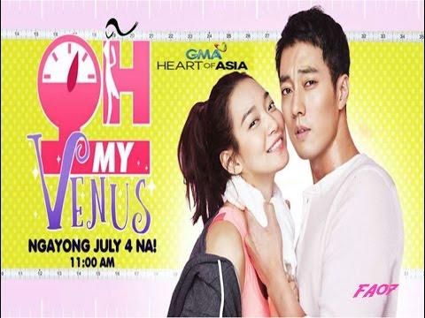 OH My Venus ❤️ on GMA-7 Theme Song