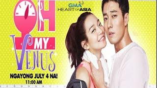 Gambar cover OH My Venus ❤️ on GMA-7 Theme Song