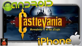 CASTLEVANIA: SYMPHONY OF THE NIGHT para Móviles [Android/iPhone]