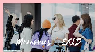 EXID(이엑스아이디) - [1st JAPAN Album] Memories ( VIETSUB LYRIC FM…