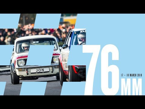Goodwood 76th Members Meeting Live Stream