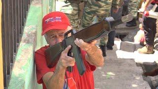 The Bolivarian Militia: Meet the Venezuelans on a war footing